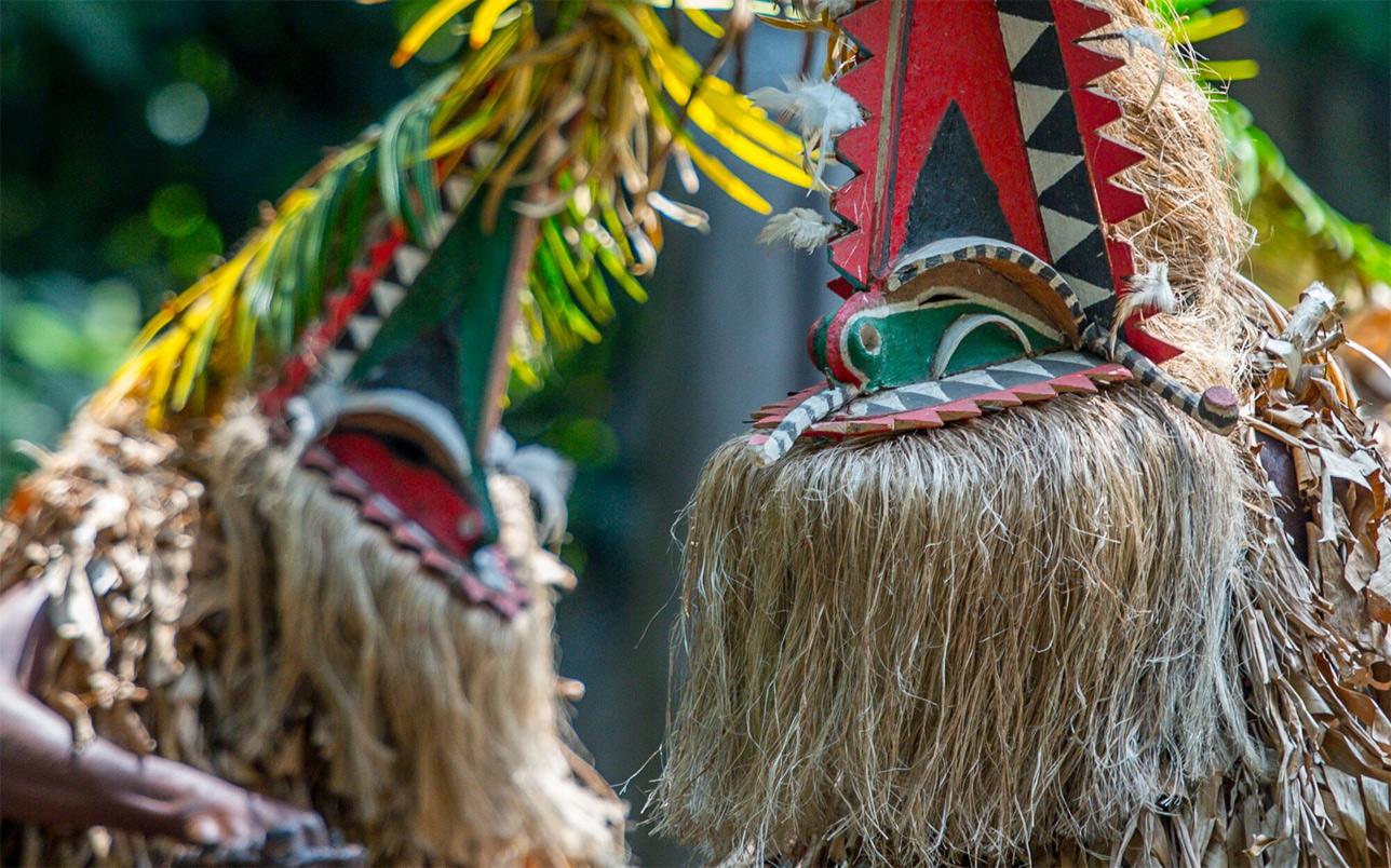 Secrets of Melanesia