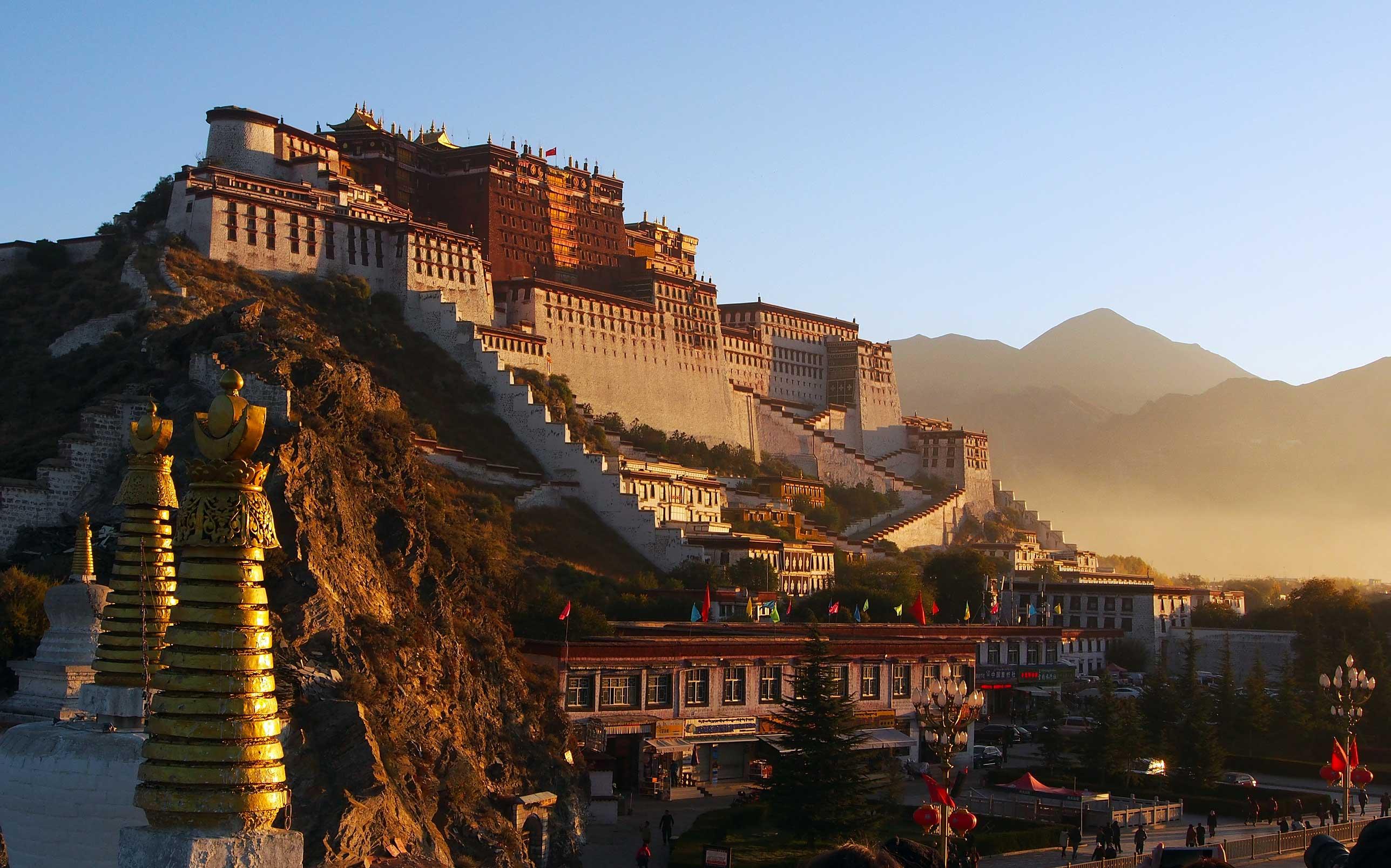 Patola Palace - Lhasa