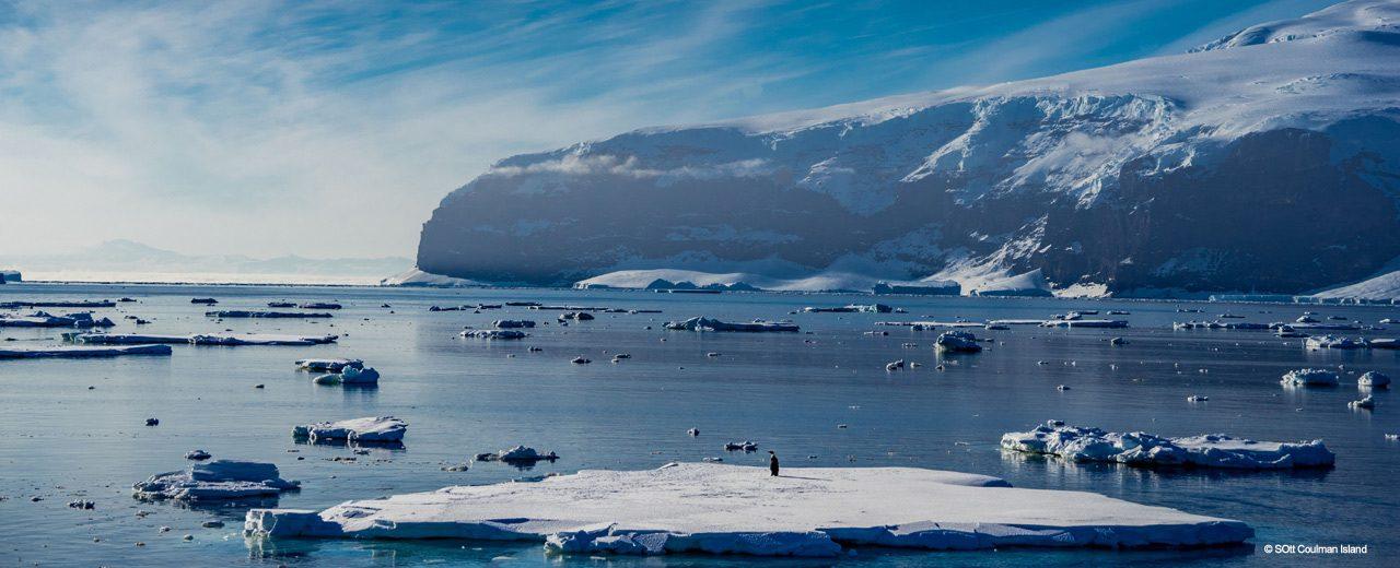 Coulman Island -Antarctica