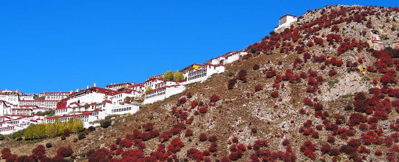 Shigatse monastery