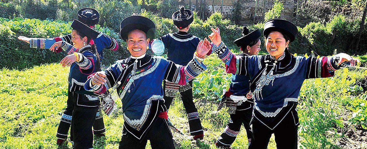 Yunnan_Hani_dancers